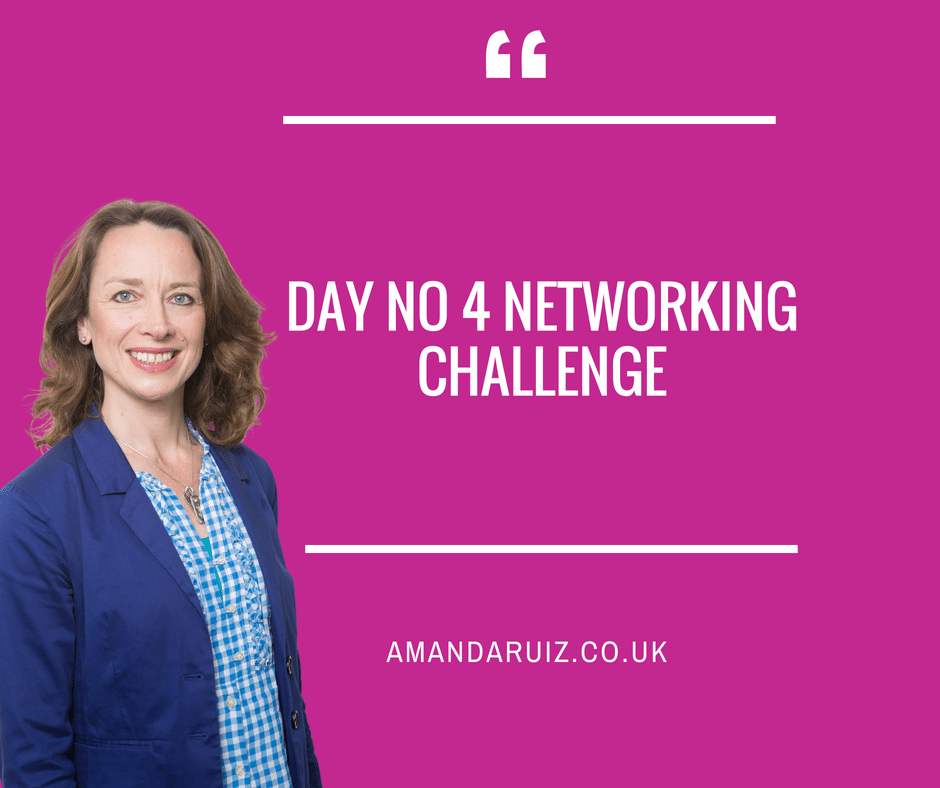 Day No 4 Networking Challenge