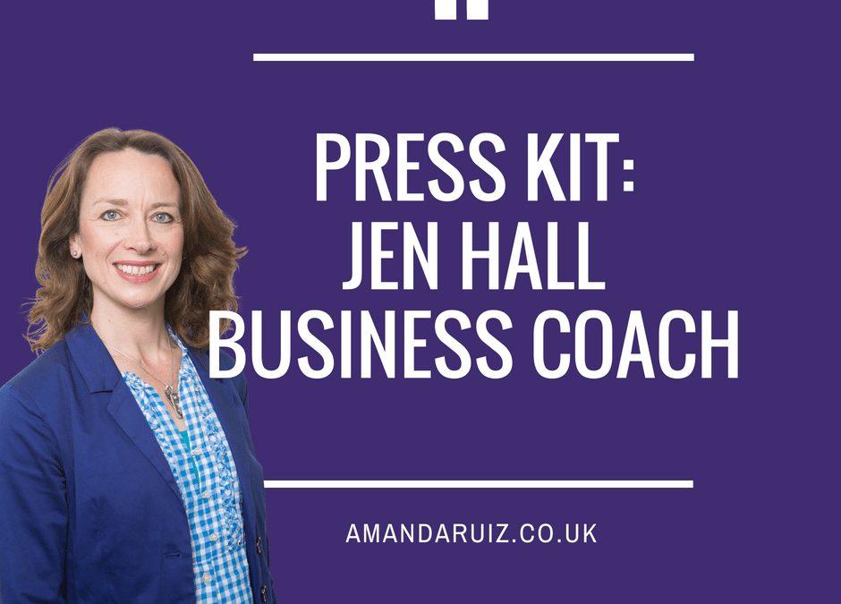 Jen Hall Business Coach